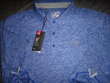 UNDER ARMOUR  GOLF POLO SHIRT SIZE 2XL NWT $64.99