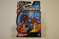NEW Marvel Avengers Iron Man Fusion Armor Mark VII Toy Figure Sealed on Card