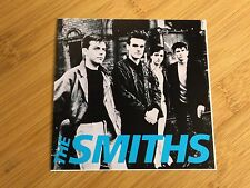 The Smiths Salford Lads Club sticker decal bumper window Marr Rourke Moz Joyce