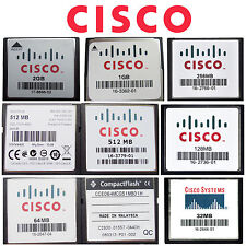 New CISCO 32/64/128/256/512MB 1GB 2GB Compactflash CF Memory Card for Industrial