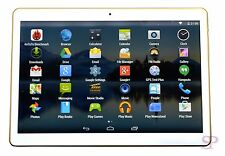 "9.6"" Tablet PC Android 4.4 Bluetooth 16GB OCTA Core 3G UNLOCKED GPS Dual Sim"