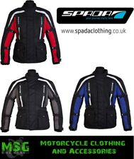 SPADA CORE 100% WATERPROOF THERMAL LINED MOTORCYCLE MOTORBIKE JACKET