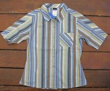 PATAGONIA Women's Netty Casual Button-Down Short-Sleeved Shirt 6 8 or 10 NEW!