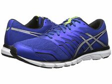 ASICS GEL ZARACA 4 BLUE SILVER ONYX MENS RUNNING SHOES **FREE POST AUSTRALIA