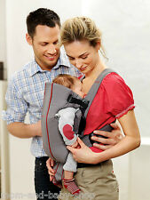 BABYBJORN BABY BJORN CARRIER ORIGINAL CLASSIC DESIGN COTTON SPIRIT MESH ORGANIC