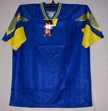 Royal & Yellow Interroma Soccer jersey jerseys Youth Large Small Medium Large XL