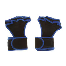 Wrist Wrap Workout Dumbbell Fitness Gym Weight Lifting Training Grip Gloves