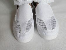 White Anti Static Shoes ESD Breathable Shoes Sterile Shoes Work Clean Shoes