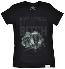 Diamond Supply Co x Married to the Mob T-Shirt Womens MTTM Top Black
