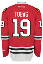 Jonathan Toews Chicago Blackhawks NHL Home Reebok Premier Hockey Jersey