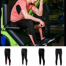 Stylish Men Skin Tights Compression Base Sports Apparel Under Layer Long Pants