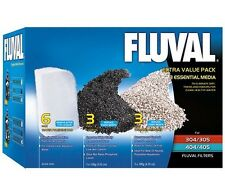 Fluval Extra Value Media Pack - 104/105 204/205 or 304/305 404/405