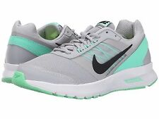 NIKE AIR RELENTLESS 5 GREY GREEN BLACK WOMENS RUNNING SHOES **FREE POST AUST