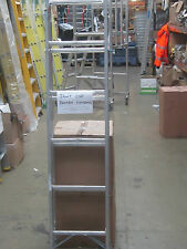 Damaged Dent on Rung 3 Way Combination Ladder Step 1.70 Extension 2.89M