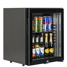 Tefcold TM32G Black Minibar with Glass Door (New) Free Delivery