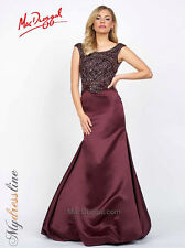 Mac Duggal 48493D Long Evening Dress ~LOWEST PRICE GUARANTEE~ NEW Authentic Gown