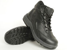 Bata Womens Steel Toe Cap Leather Police Work Boots  Wide Fitting RRP £60