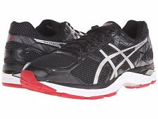 ASICS GEL EXALT 3 BLACK SILVER RED MENS 2016 SHOES **FREE POST AUSTRALIA