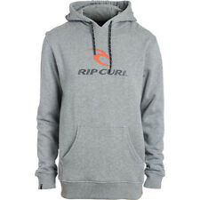 Rip Curl Corps Mens Hoody - Beton Marle All Sizes