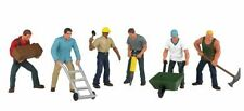 Bachmann 33155 O Construction Workers Figures (6)