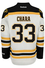 Zdeno Chara Boston Bruins NHL Away Reebok Premier Hockey Jersey