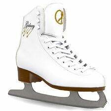 SFR Galaxy Adult Ice Skates, White - Dancing on Ice