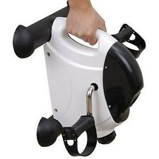 MINI BIKE PEDAL EXERCISER COMPACT PORTABLE FITNESS EXERCISER CYCLER WITH COUNTER