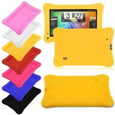 "Soft TPU Silicone Gel Cover Case for 9"" Inch Android 4.0 4.1 Mid Pad Tablet PC"