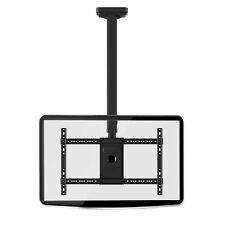 "TV Ceiling Mount Tilt Swivel Bracket (32""-60"" LED/LCD screen up to 45kg)"