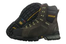 "Caterpillar Excavator 8"" Waterproof Steel Toe P90158 Boots Medium (D, M) Mens"