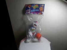 WARNER BROS. SPACE JAM 1996 BUGS BUNNY MCDONALDS PLUSH TOY-SEALED PACKAGE