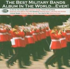 BEST MILITARY BANDS ALBUM IN THE WORLD...EVER! - NEW CD