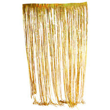 Metallic Tinsel Curtain Foil Party Christmas Door Room Decoration Shiny String