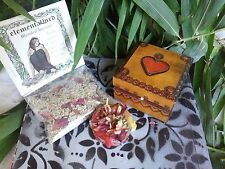 Love Spell kit, Witchcraft, Spell kit, Love Spell, Candle magick,Herb magick