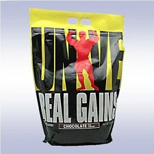 UNIVERSAL NUTRITION REAL GAINS (10.6 LB) weight gainer protein mct flaxseed oils
