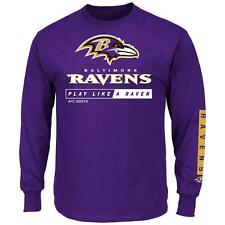 Primary Receiver Baltimore Ravens Long Sleeve T-Shirt