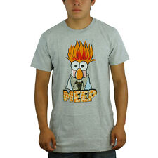 The Muppets Meep Grey Licensed T-shirt NEW Sizes S-3XL