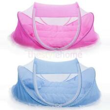 Portable Foldable Bed Crib Play Shades Travel Mosquito Tent for Baby Infant