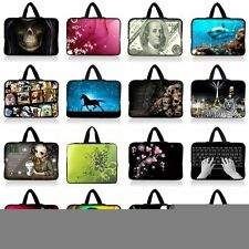 "15"" Soft Laptop Case Sleeve Bag+Hide Handle For 15.6"" HP Dell Acer Samsung Asus"