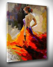 Modern Abstract Nude Sexy Female Lady Woman oil painting on canvas 60x90cm