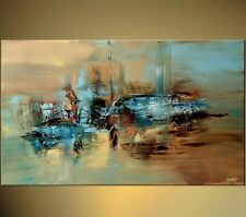 60x120cm Modern Abstract hand-painted Art Oil Painting Wall Decor canvas
