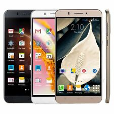 "6"" XGODY Quad Core Unlocked Android 5.1 Smartphone 3G/2G Cell Phone Dual SIM GPS"