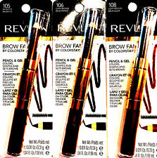 REVLON COLORSTAY BROW FANTASY  105 &106 (YOUR CHOICE) BRAND NEW IN CARD