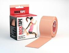 Original Rocktape / Kinesiology Sports Strapping Tape / Beige / 2 sizes availabl