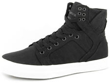 New Men's Supra Skytop D Black/white Footwear Sneakers Shoes Runners