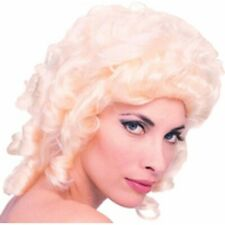 Blonde Southern Belle Costume Wig