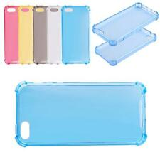 Hybrid Rubber Shockproof TPU Clear Back Cover Case For Apple iphone