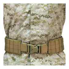 Blackhawk Padded Patrol Belt Coyote Tan Molle Strike Webbing Choose Size