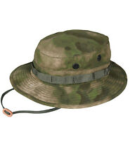 PROPPER ATACS FG CAMOUFLAGE BOONIE HAT SUN HOT WEATHER 65/35 BATTLE RIP