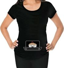 Bun In The Oven Cute Mom To Be Pregnancy Maternity Shirt Funny